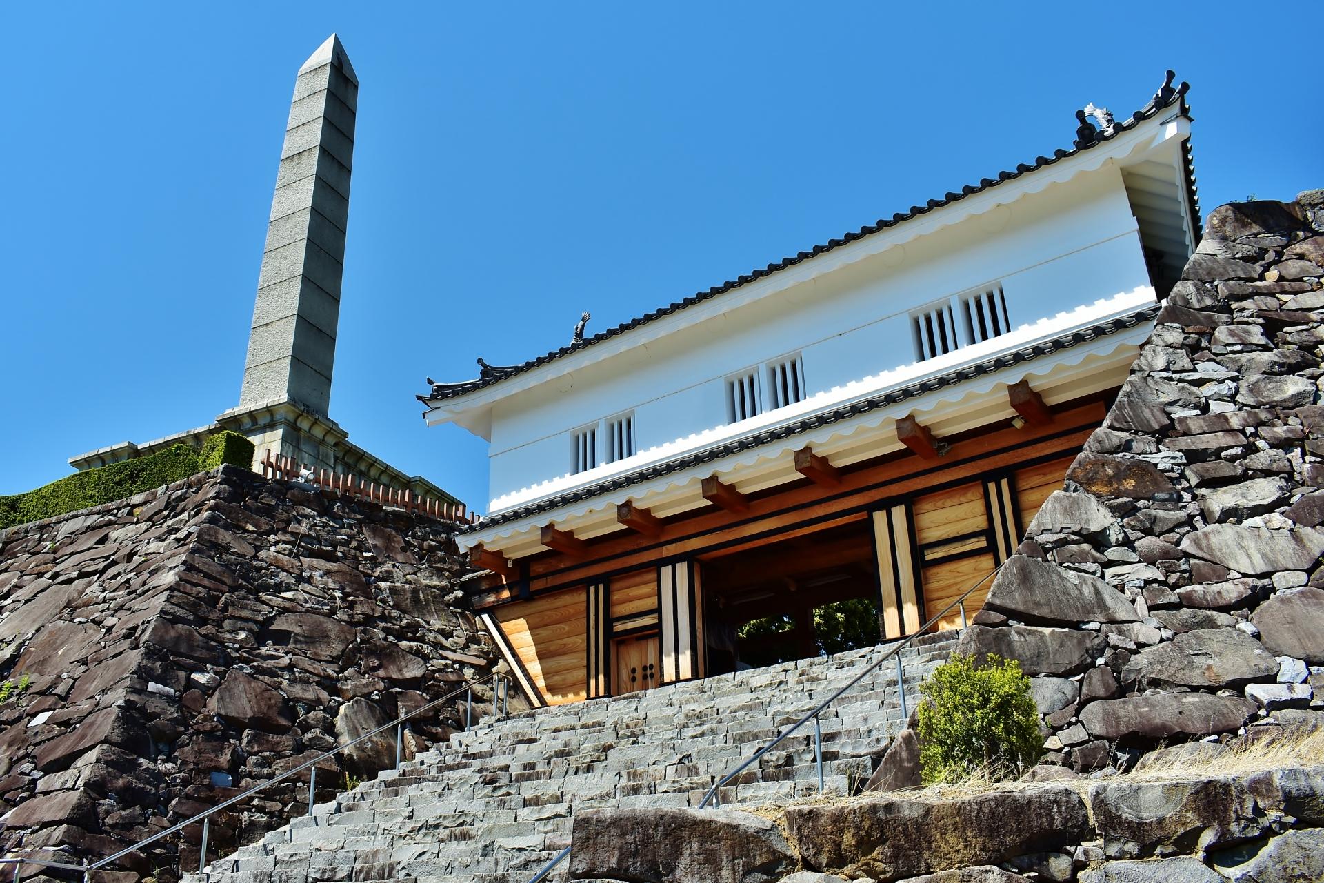 Kofu Castle Maizuru Castle Park
